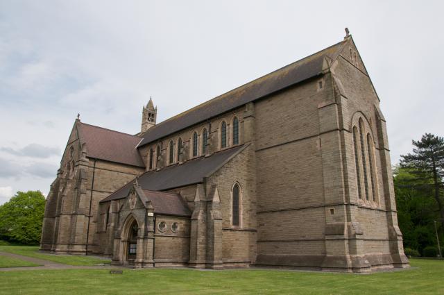 Church of St Theodore, Port Talbot, Neath Port Talbot Port Talbot_DSC0922.jpg Photo © Martin Crampin