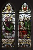 St Christopher and St John the Evangelist