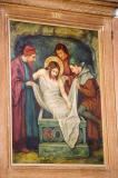 Jesus is Laid in the Tomb    from    Stations of the Cross