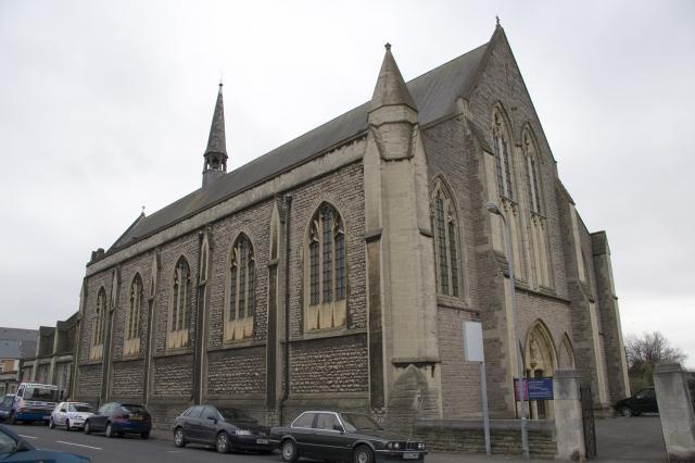 Church of St German, Roath, Cardiff _MG_0637.jpg Photo © Martin Crampin, Imaging the Bible in Wales