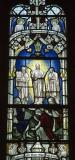 The Transfiguration: Christ in Majesty with Scenes from the Gospels