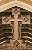 Cross with the Symbols of the Four Evangelists