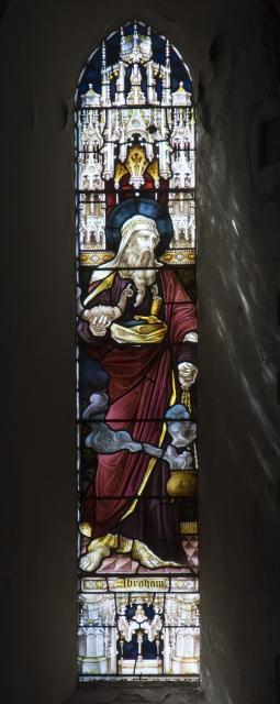 Abraham    from    Moses, Abraham and David