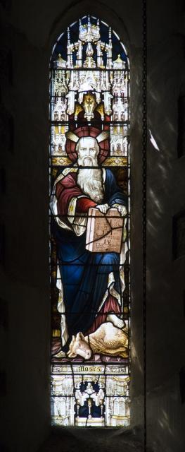 Moses    from    Moses, Abraham and David