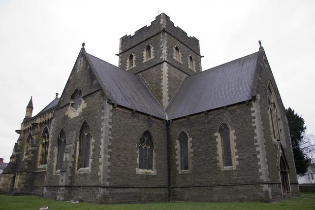 Church of St Margaret, Roath, Cardiff _MG_0689.jpg Photo © Martin Crampin, Imaging the Bible in Wales