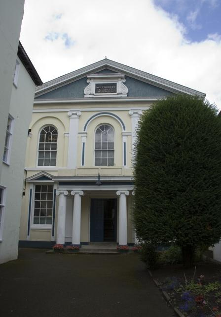 Monmouth Methodist Church, Monmouth, Monmouthshire _MG_6358.jpg Photo © Martin Crampin, Imaging the Bible in Wales