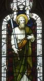 St Paul: Christ the Good Shepherd with St Paul and St John the Baptist