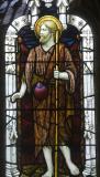 St John the Baptist: Christ the Good Shepherd with St Paul and St John the Baptist