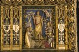 The Resurrection: Christ in Majesty with Welsh Saints
