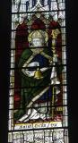 St Teilo: Christ in Majesty With Welsh Saints