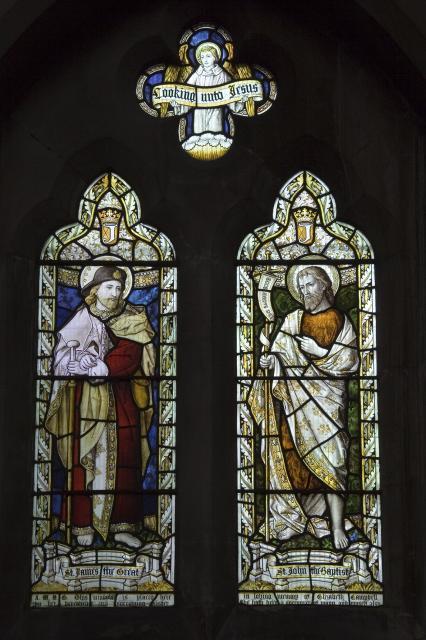 St James and St John the Baptist