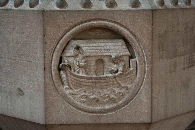 Noah's Ark    from    Font