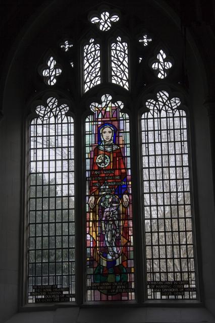 Window for the Order of St John of Jerusalem