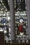 Canon Gwydir and St Basil: Crucifixion with the Virgin Mary, St John and Saints
