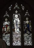 Virgin Mary with St George and St Joan of Arc