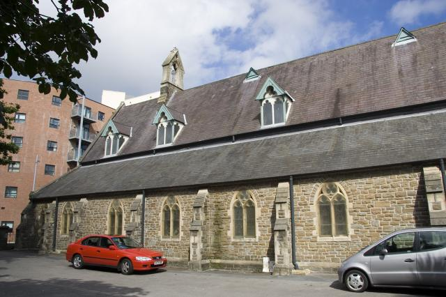 Priory Church of St David, Swansea _MG_1100A.jpg Photo © Martin Crampin, Imaging the Bible in Wales