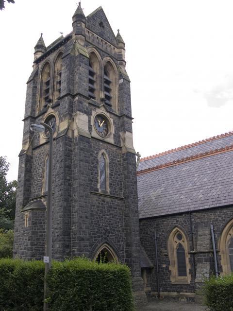 Church of St Seiriol, Penmaenmawr, Conwy DSCN8889.jpg Photo © Martin Crampin, Imaging the Bible in Wales