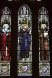 St Charles Borromeo, St John the Baptist and St Francis of Assisi