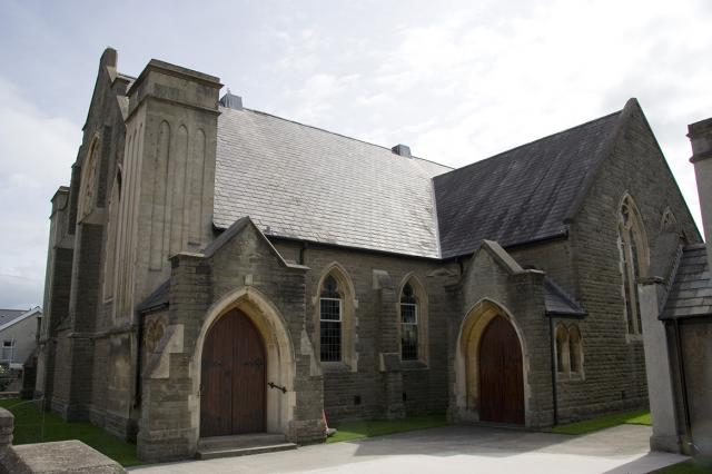 Gilgal Baptist Church, Porthcawl, Bridgend _MG_7948.jpg Photo © Martin Crampin, Imaging the Bible in Wales