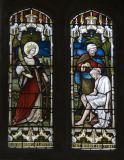 St Catherine and the Good Samaritan