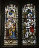 The Annunciation and the Risen Christ Appearing to St Mary Magdalene