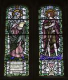 St Luke and St John the Baptist