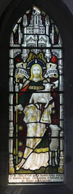 Christ the Good Shepherd    from    Figures of Christ