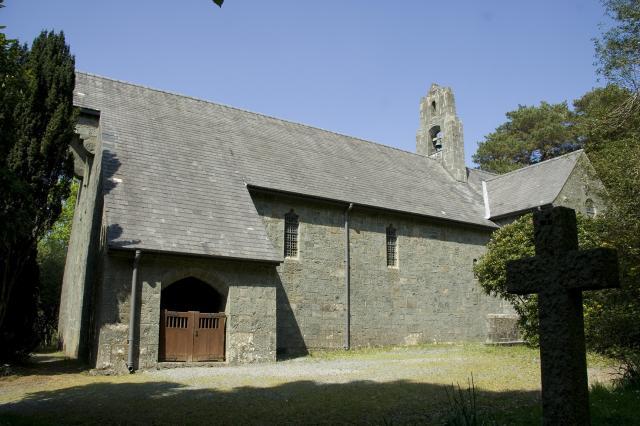 Church of St Mark, Brithdir, Gwynedd _MG_4547.jpg Photo © Martin Crampin