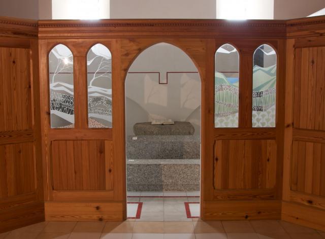 South Transept Screen