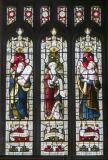 Moses, Jeremiah and King David