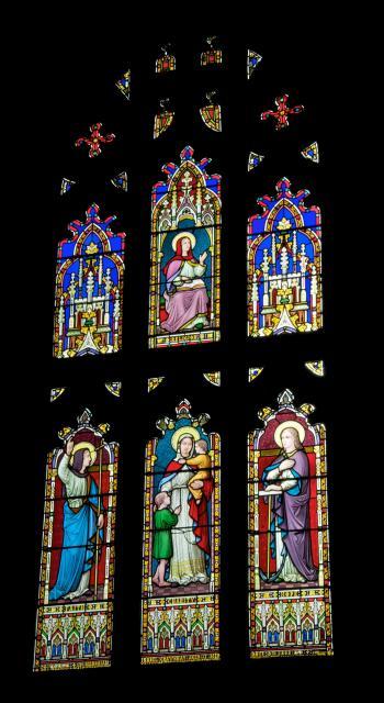 Religion, Faith, Hope and Charity