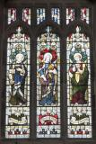 St Peter, St James the Great, St John