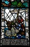 Fishermen Hauling in Fish Caught in a Net: Christ with Bread and Fish