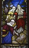 The Finding of Moses in the Bulrushes: Samuel in the Temple and the Finding of Moses