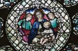 Virgin and Child with Child Angels: Virgin and Child with St Cecilia and St Margaret