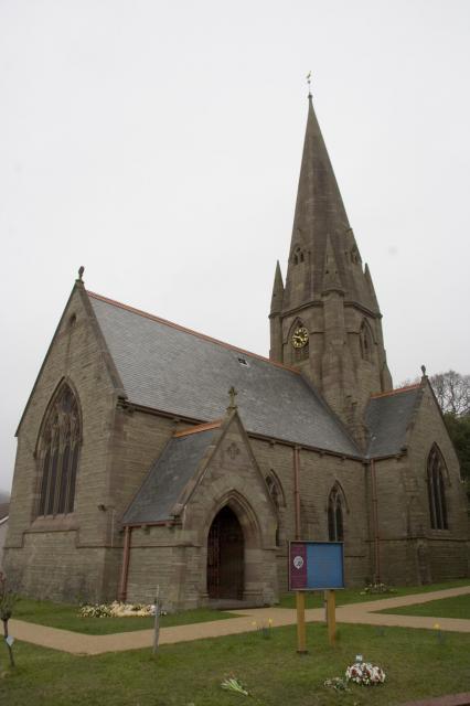 Church of St Catharine, Baglan, Neath Port Talbot _MG_9231.jpg Photo © Martin Crampin, Imaging the Bible in Wales