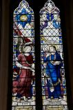 The Annunciation: The Annunciation and the Expulsion from Eden