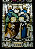 The Annunciation: Crucifixion with the Virgin Mary and St John