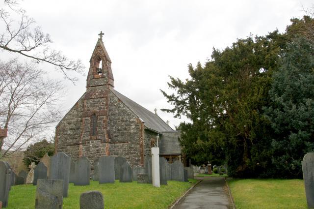Church of St Erfyl, Llanerfyl, Powys Llanerfyl_DSC0482.jpg Photo © Martin Crampin