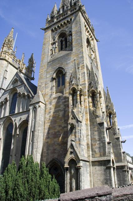 Llandaff Cathedral, Llandaff, Cardiff, Glamorgan _MG_6757.jpg Photo © Martin Crampin