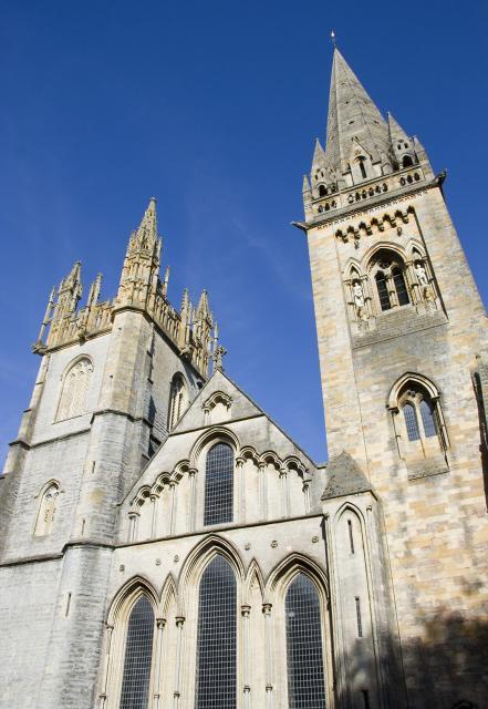 Llandaff Cathedral, Llandaff, Cardiff, Glamorgan _MG_6905.jpg Photo © Martin Crampin