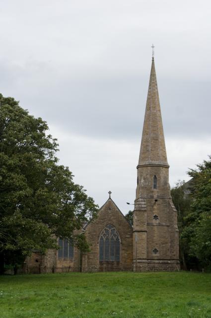 St Mary and Christ Church, Llanfairfechan, Conwy Llanfairfechan_MG_2182A.jpg Photo © Martin Crampin
