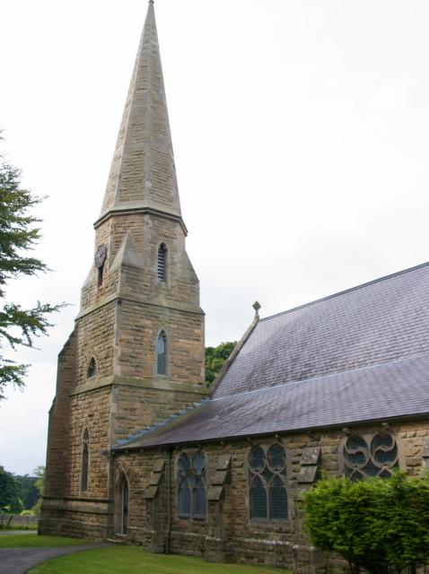 St Mary and Christ Church, Llanfairfechan, Conwy LlanfairfechanDSCN8890A.jpg Photo © Martin Crampin
