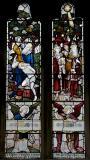 Abraham Sacrificing Isaac and the Three Magi: Faith, Hope and Charity