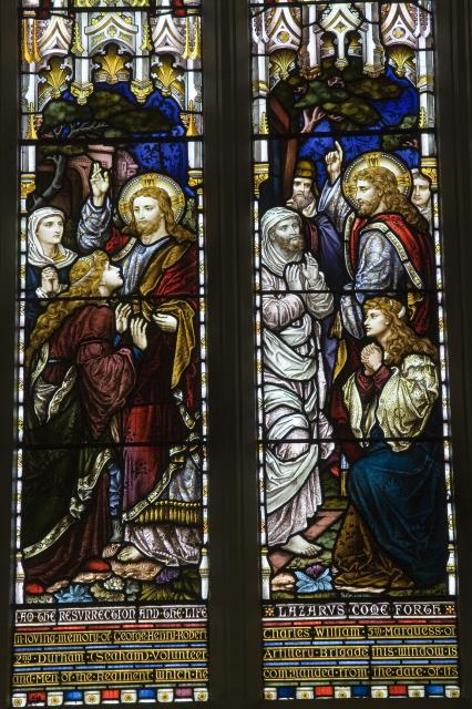 Scenes with Christ, Mary Magdalene and Martha
