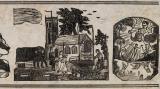 A Funeral and the Last Judgement: Myfyrdod ar y Bedd