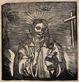 Figure of Christ: Telynau y Sant