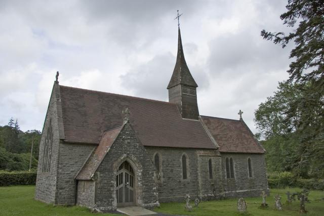Eglwys Oen Duw, Beulah, Powys _MG_6254.jpg Photo © Martin Crampin, Imaging the Bible in Wales