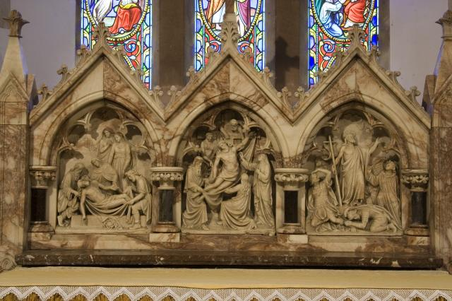 The Deposition, Entombment and Resurrection