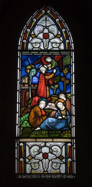 Christ in the Garden of Gethsemane    from    Scenes from the Passion of Christ
